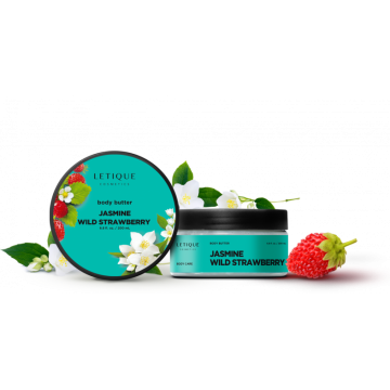 BODY CREAM BUTTER JASMINE -...